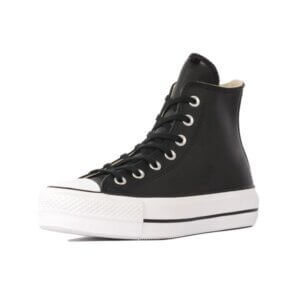 Chuck Taylor All Star Clean Leather Hi
